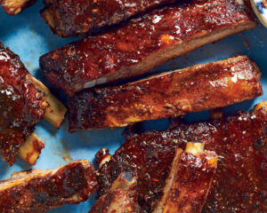 BBQ Chicken Wings The Favourite That No One Makes